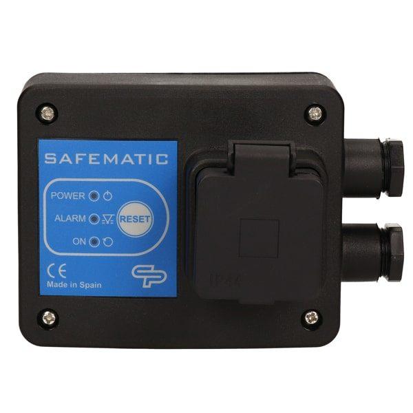 System ochrony dla pompy Safematic 230V